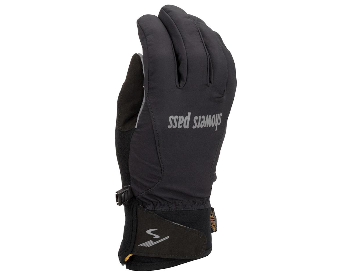 Showers Pass Women's Crosspoint Wind Gloves (Black)