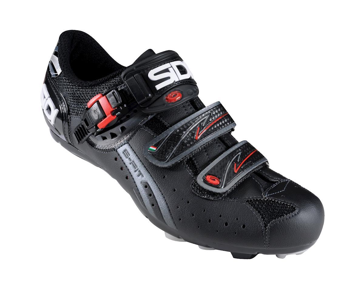 493cc9935b24e6 Sidi Dominator Fit Mega MTB Shoes (Black)  11-1175-BLK-P ...