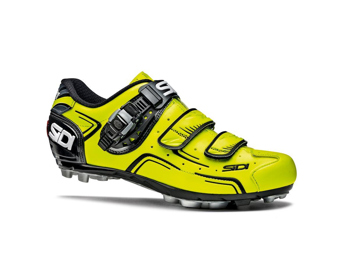 Sidi Buvel MTB Shoes (Yellow/Black) (42.5)