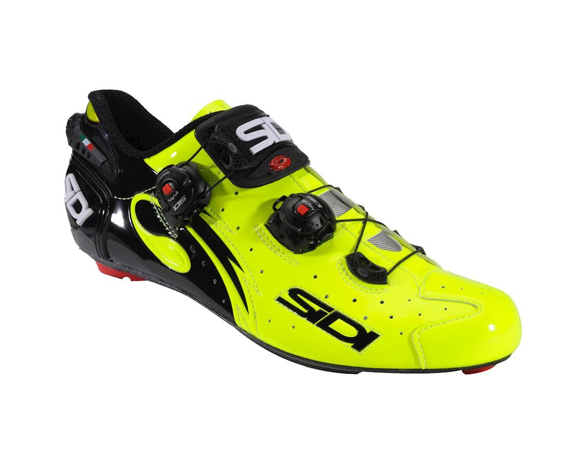 Sidi Wire Vent Carbon Push Road Shoes (Black)