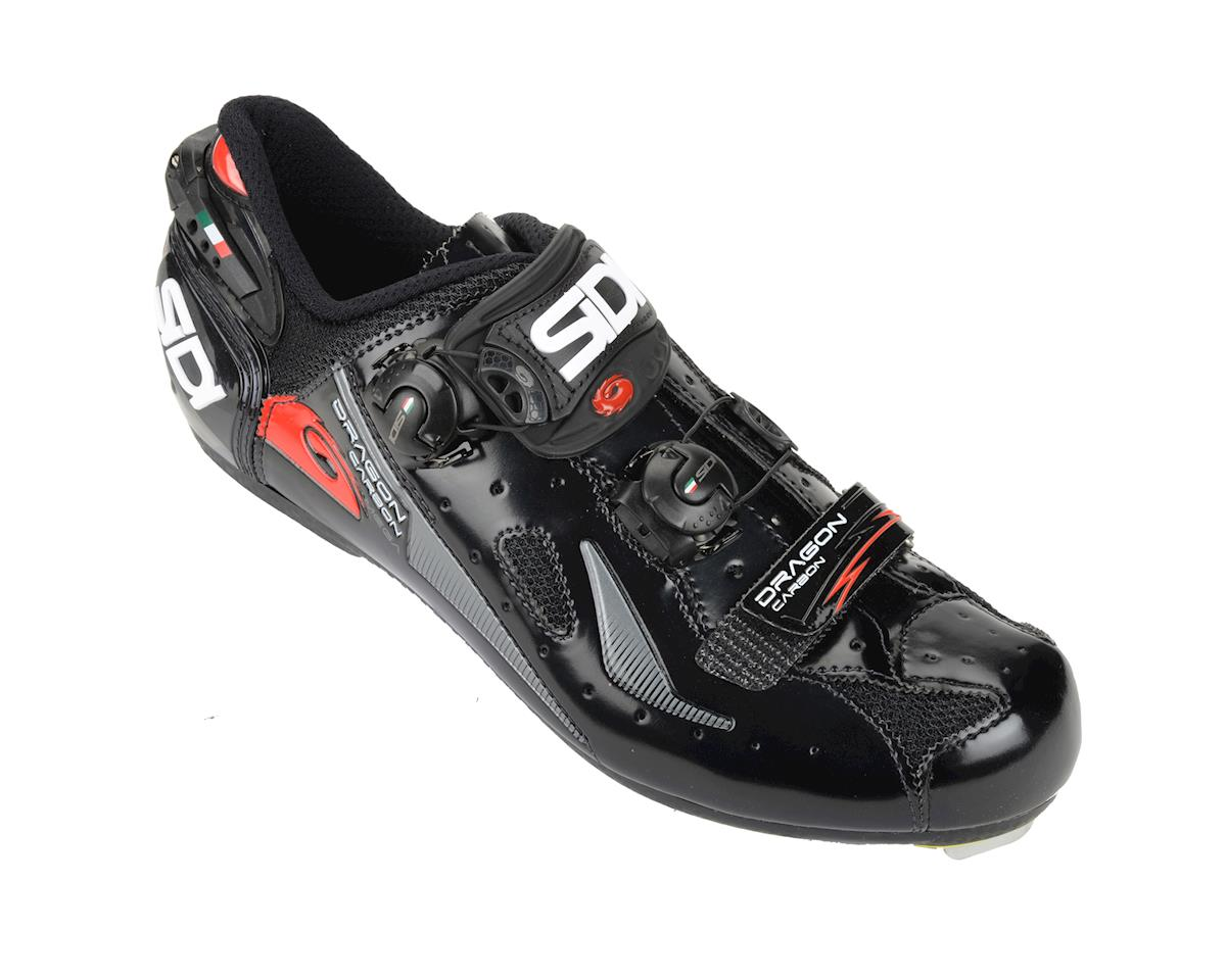 Sidi Dragon 4 SRS Carbon Mega MTB Shoes (Black)