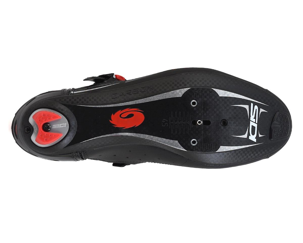 Sidi Genius 5 Fit Carbon Bike Shoes (Black) (46)