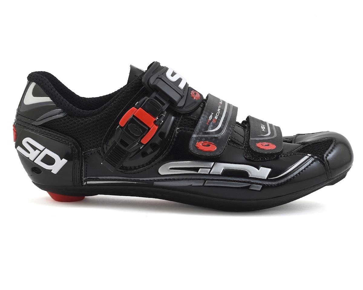 Genius 7 Women's Carbon Road Bike Shoes (Black)