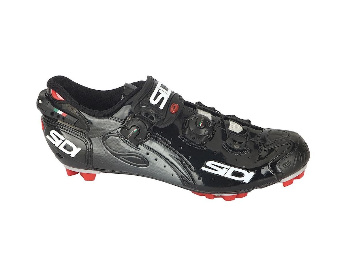 Sidi Drako Carbon SPD Clipless Shoes (Black Venice) (40.5 Euro / 7.25 US)