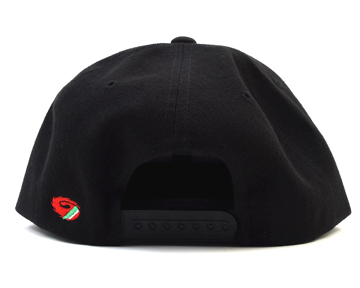 Sidi Snapback Hat (Black)