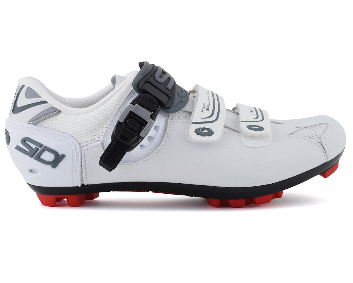 Sidi Dominator 7 SR MTB Shoes (Shadow White) (50)