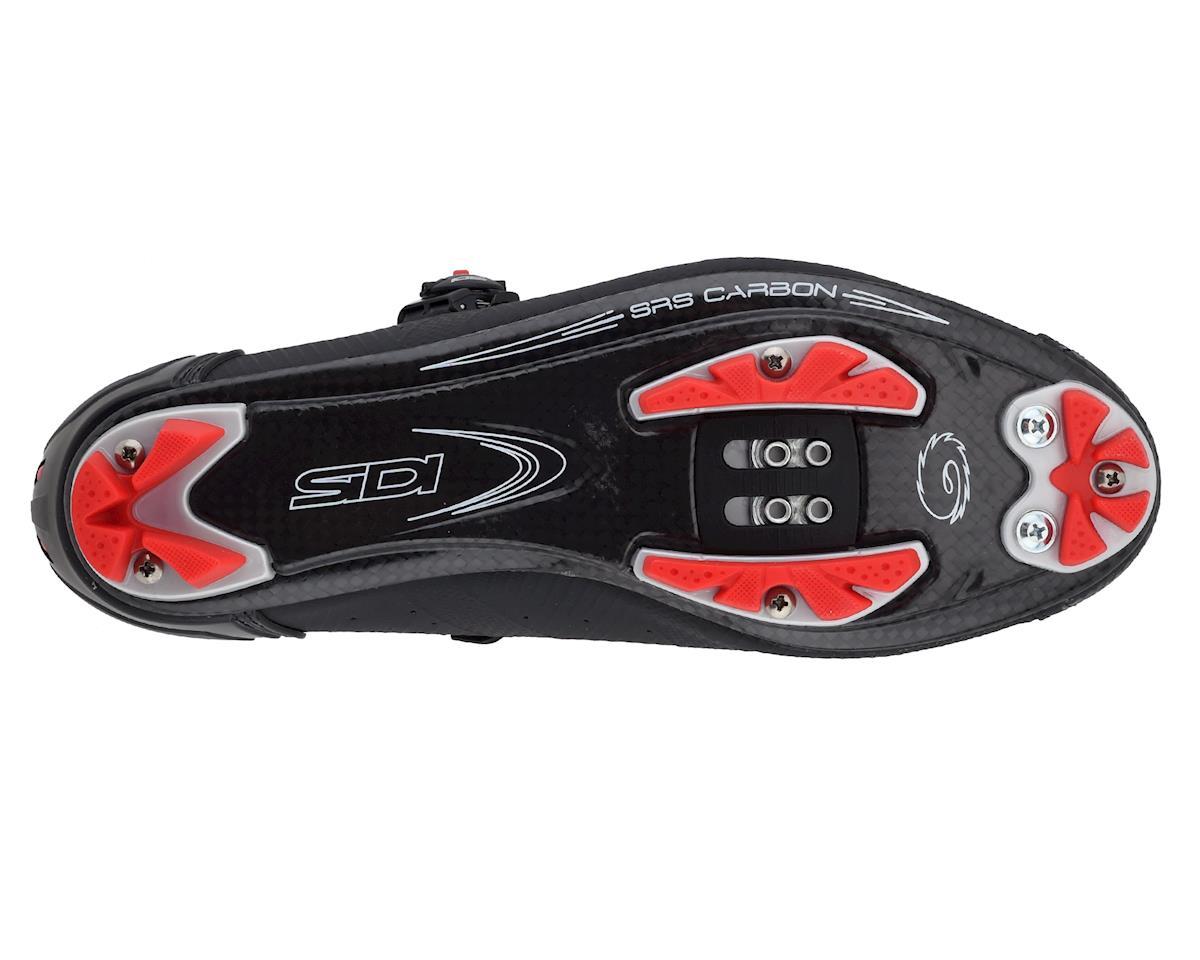 Sidi Drako 2 Mountain Bike Shoes (Matte Black/Black) (48)