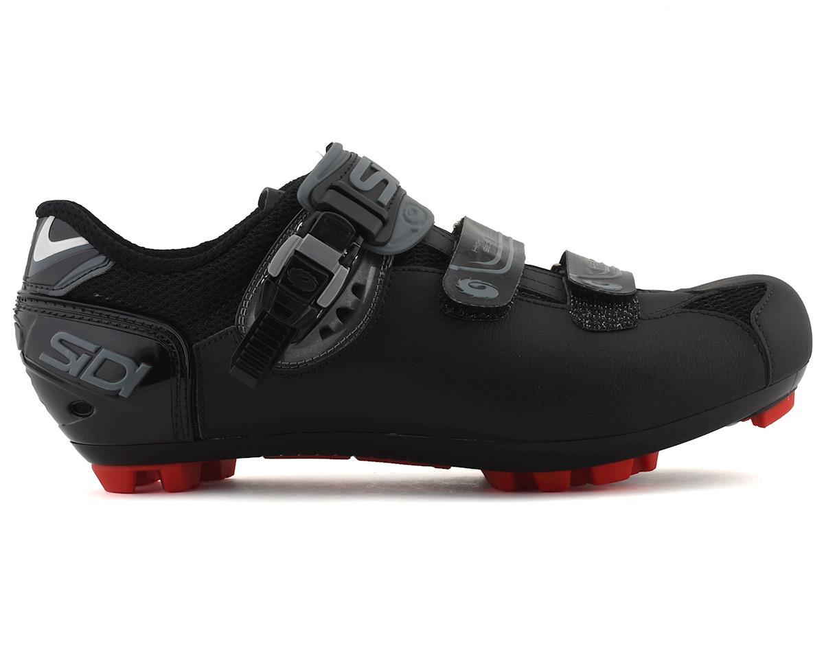 Sidi Dominator 7 SR Mega MTB Shoes (Shadow Black) (Mega 49)
