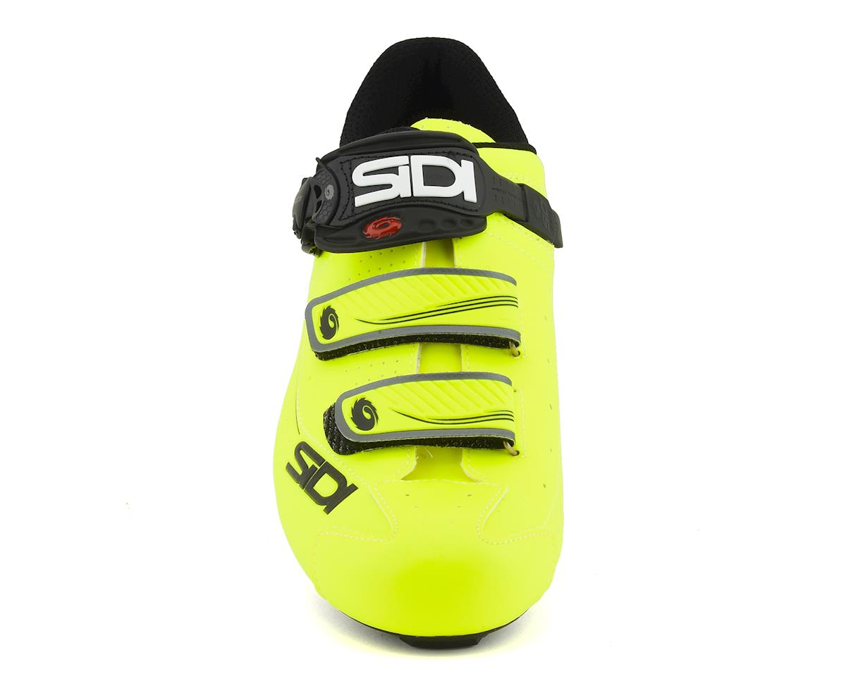 Sidi Alba Road Shoes (Yellow Fluo/Black) (47)
