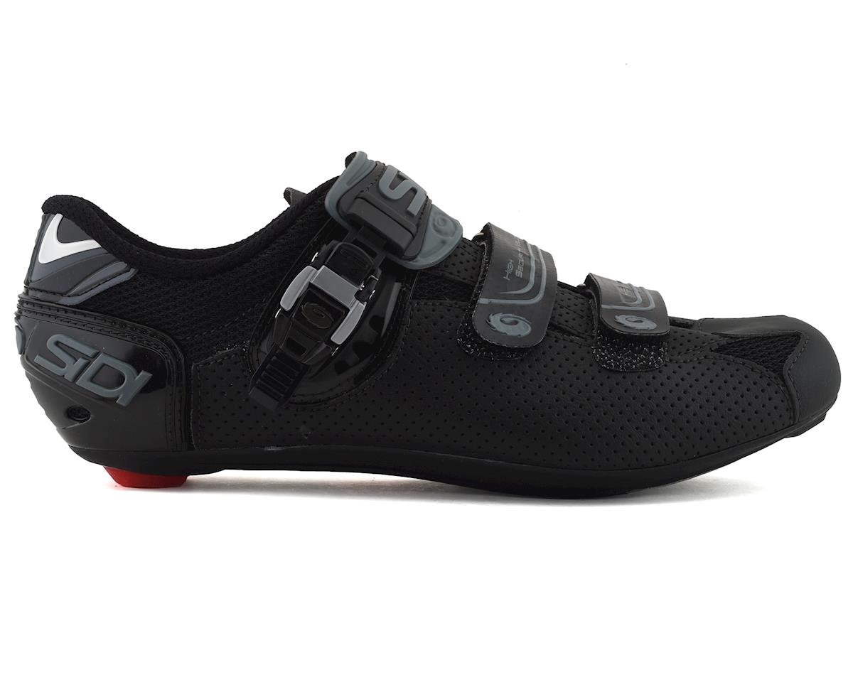 Sidi Genius 7 Air Road Shoes (Shadow Black) (45)