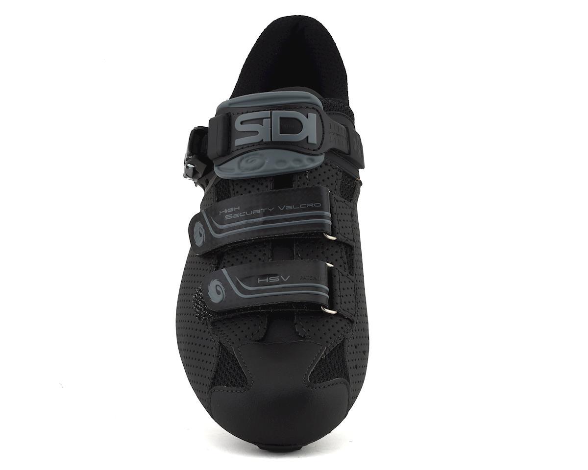 Sidi Genius 7 Air Road Shoes (Shadow Black) (45)