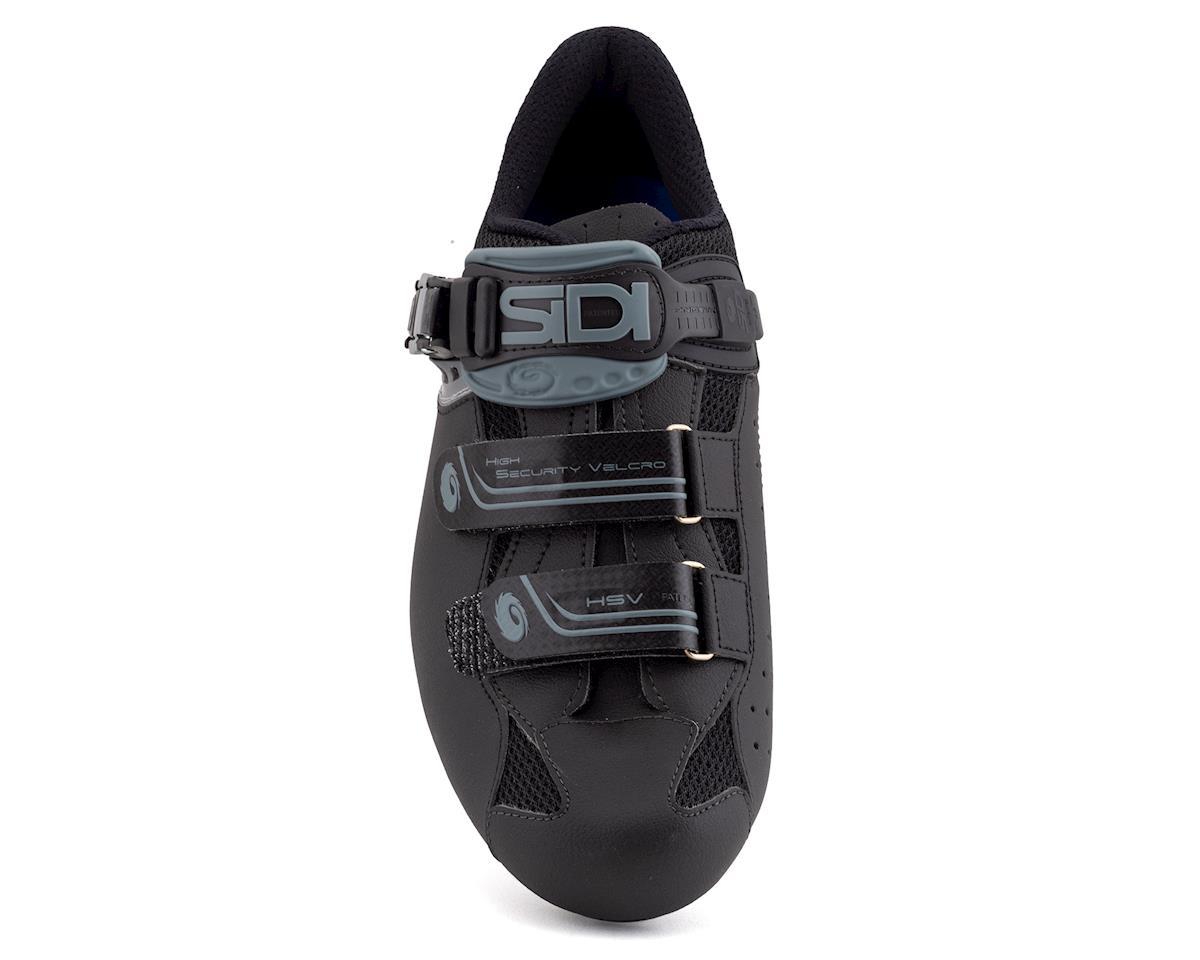 Sidi Genius 7 Mega Road Shoes (Shadow Black) (42)