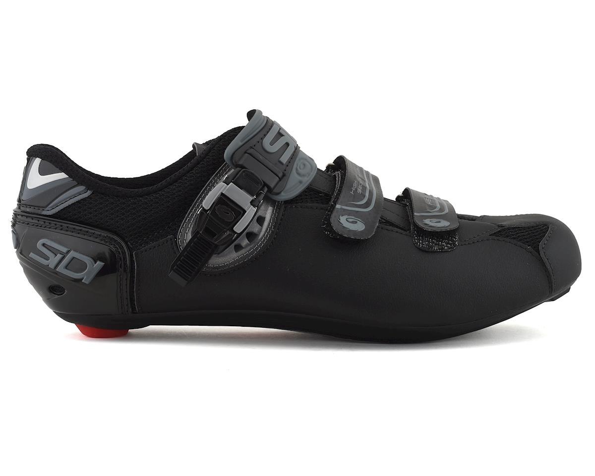 Sidi Genius 7 Mega Road Shoes (Shadow Black) (Mega 45)