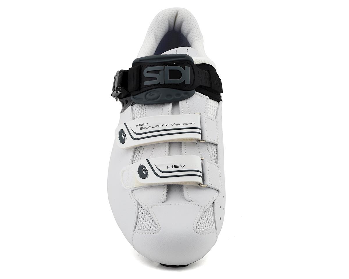 Sidi Genius 7 Mega Road Shoes (Shadow White) (Mega 44.5)