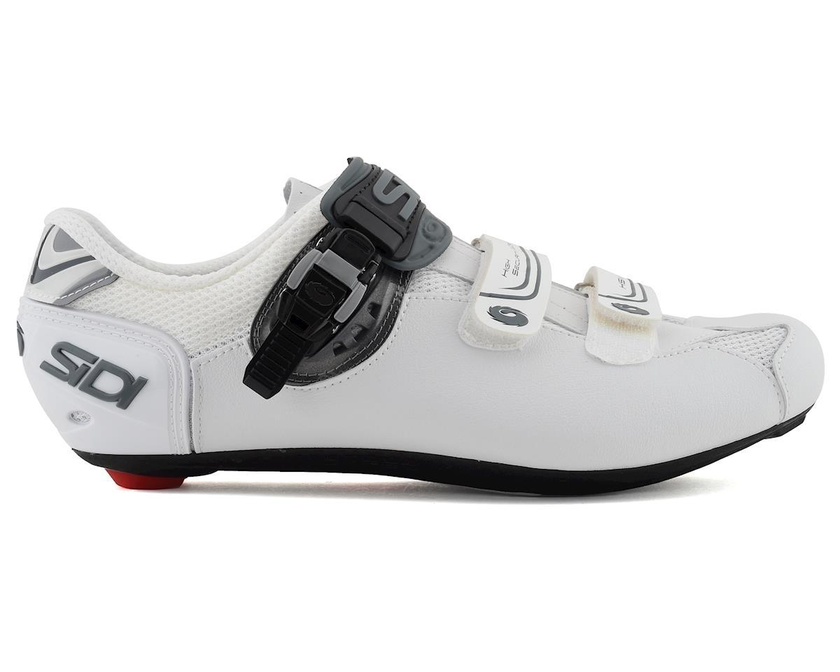 Sidi Genius 7 Mega Road Shoes (Shadow White) (Mega 46.5)