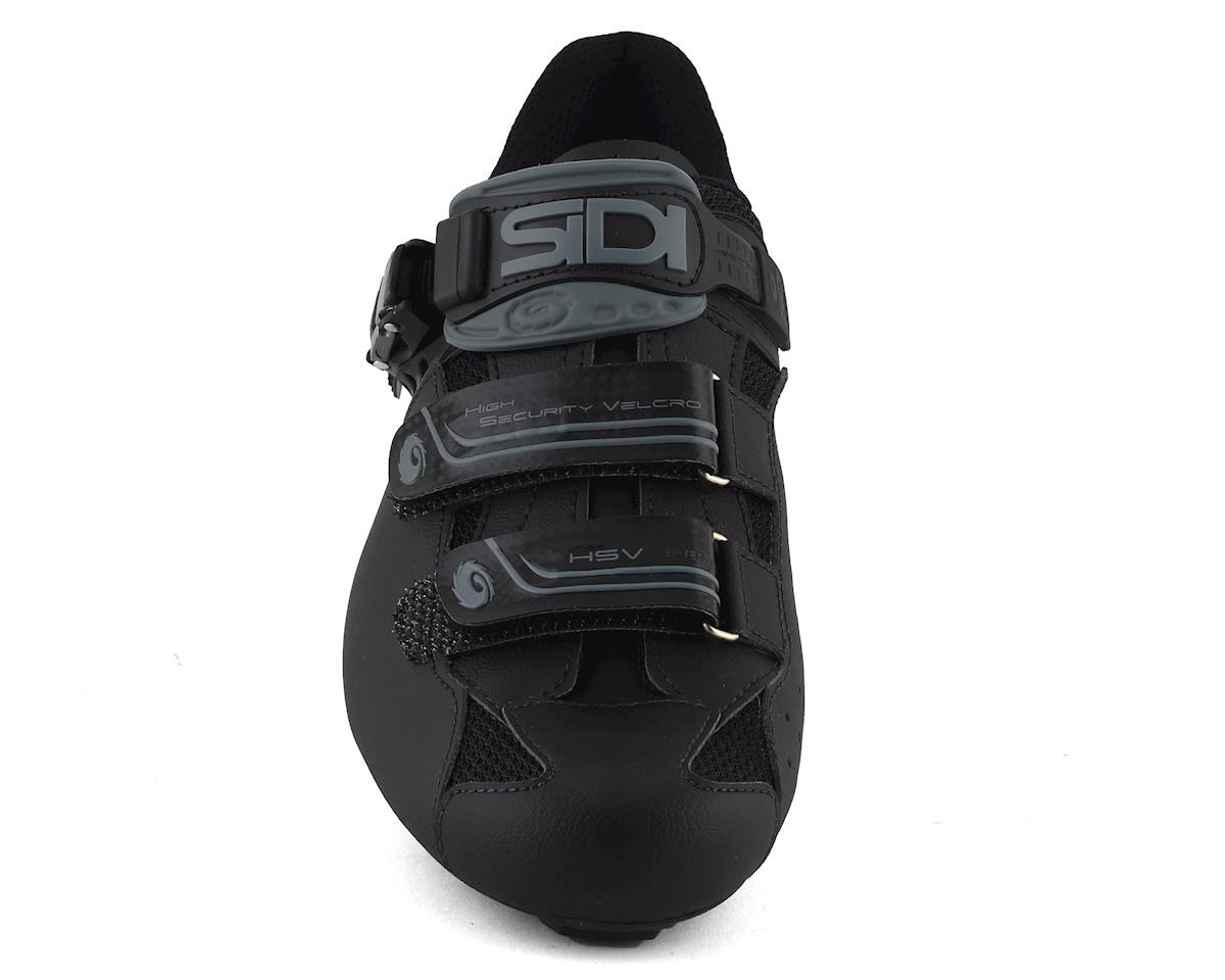Sidi Genius 7 Road Shoes (Shadow Black) (44.5)