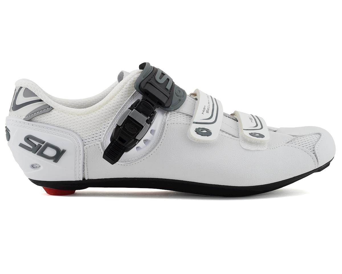 Sidi Genius 7 Road Shoes (Shadow White) (45)