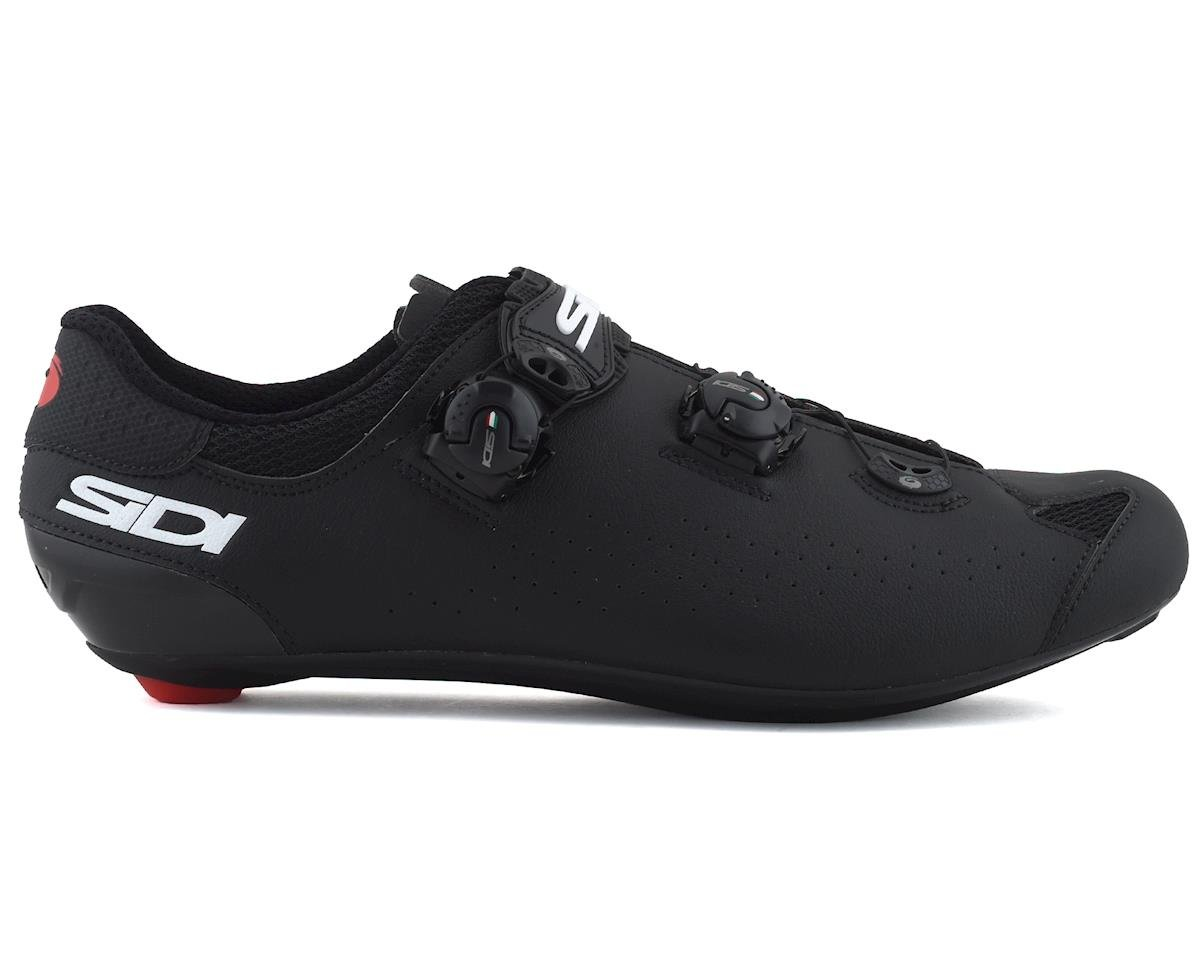 Sidi Genius 10 Road Shoes (Black/Black) (40.5)