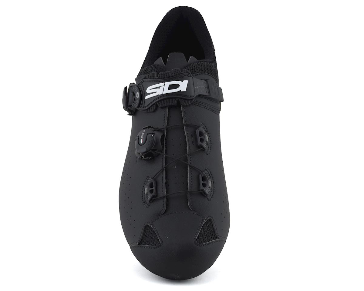 Image 3 for Sidi Genius 10 Road Shoes (Black/Black) (43)