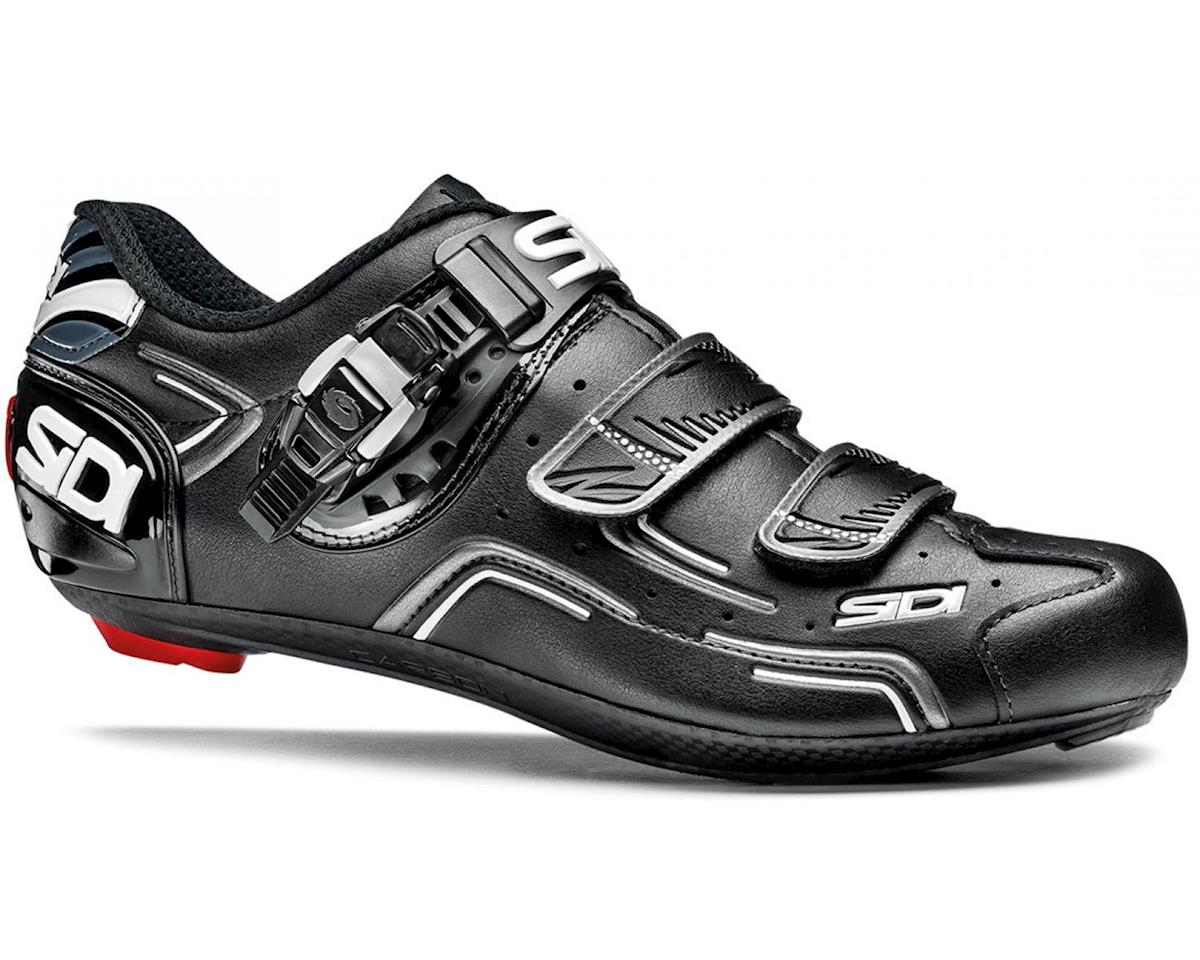 Sidi Level Carbon Road Cycling Shoes (Black) (43)