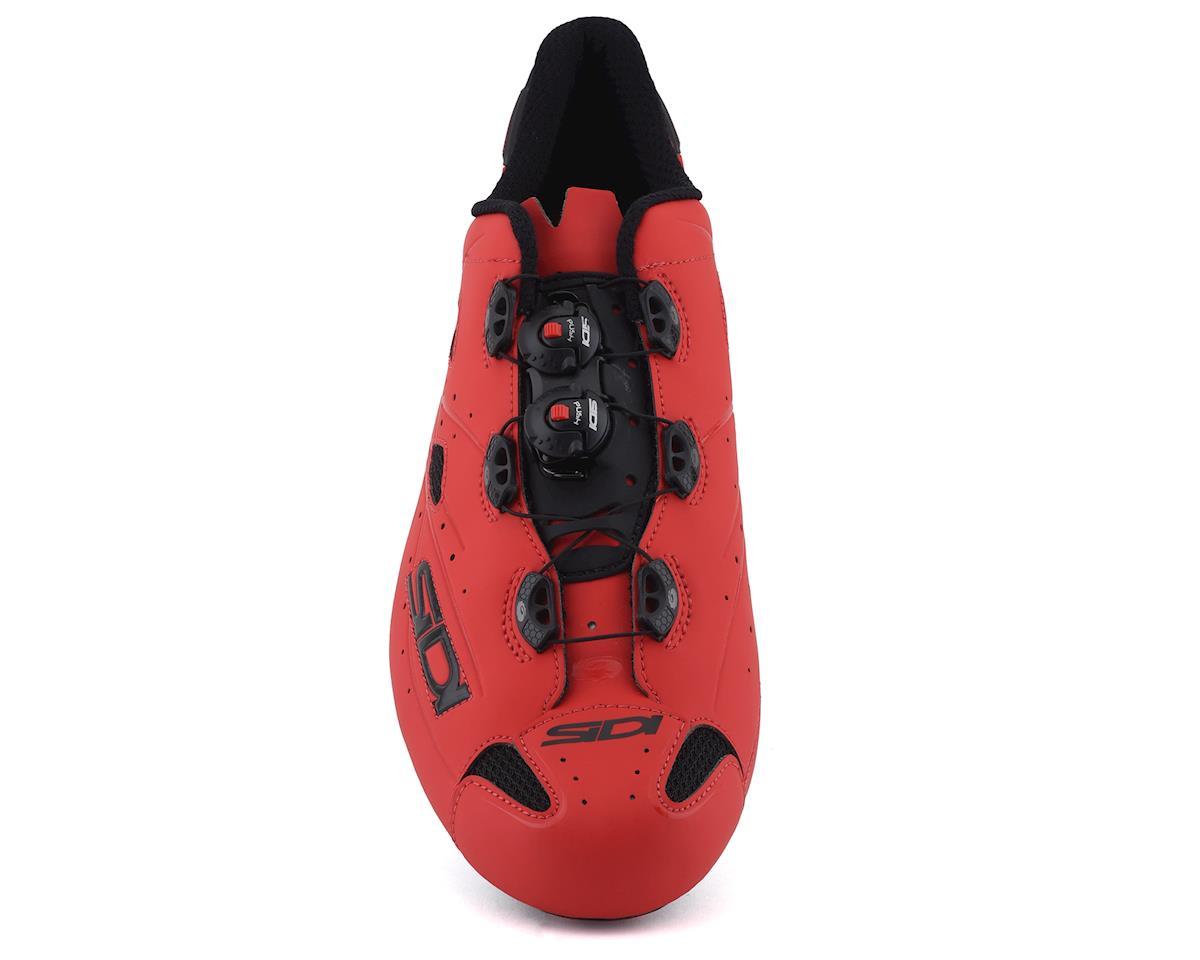 Sidi Shot Road Shoes (Matte Red) (45)