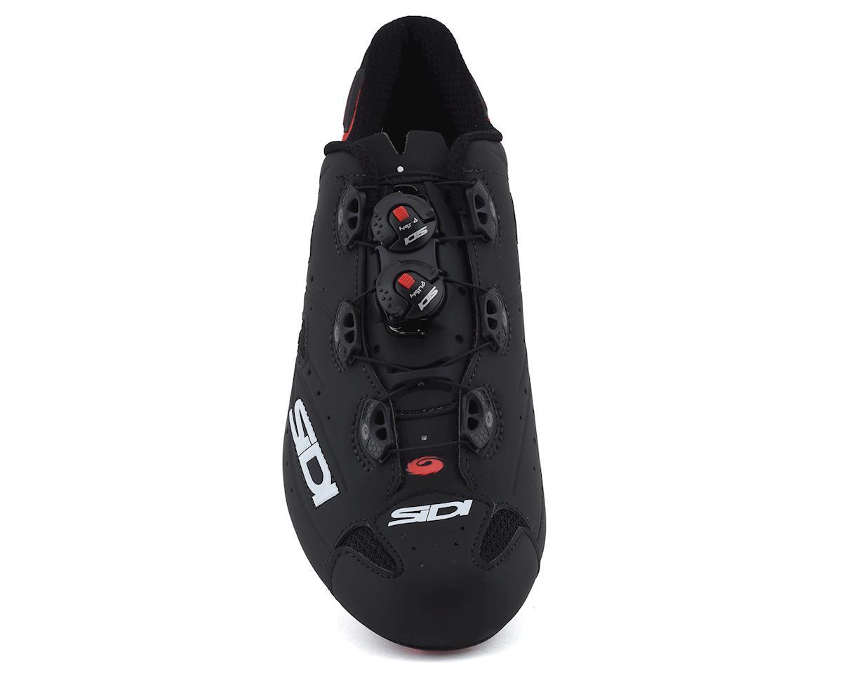 Sidi Shot Road Shoes (Red/Matte Black) (42)