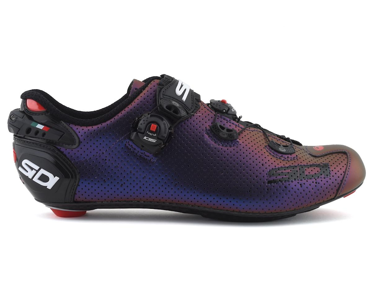 Sidi Wire 2 Carbon Air (Blue/Red Iridescent) (43)
