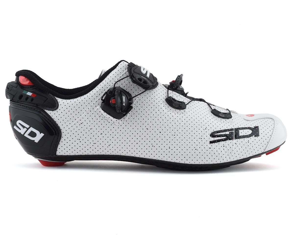 Image 1 for Sidi Wire 2 Carbon Air (White/Black) (42.5)