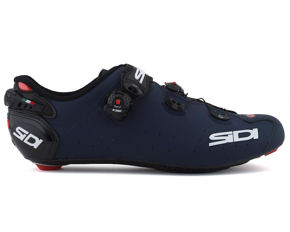 Sidi Wire 2 Carbon (Matte Blue/Black) (44)
