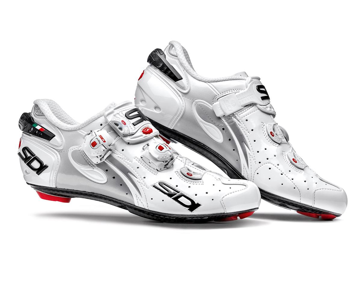 Sidi Wire Vent Carbon Women's Road Shoes (White)