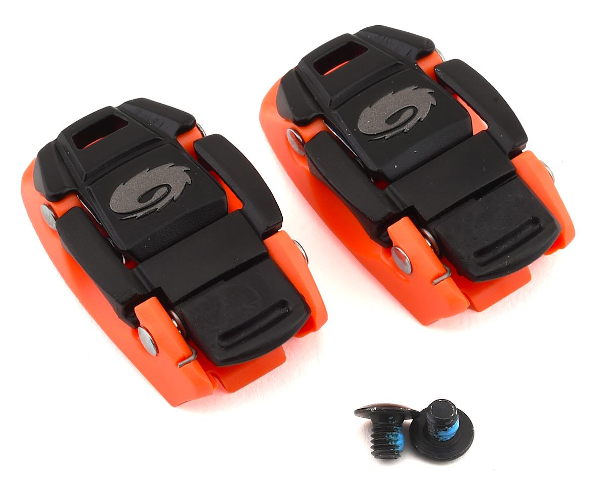 Sidi Caliper Buckle (Orange/Black)