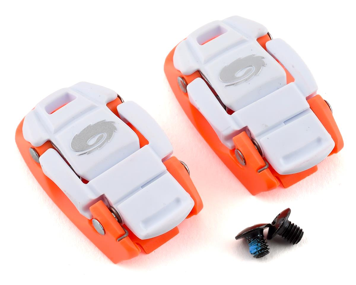 Sidi Caliper Buckle (Orange/White)