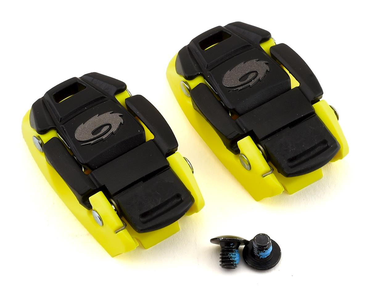 Sidi Caliper Buckle (Yellow/Black)