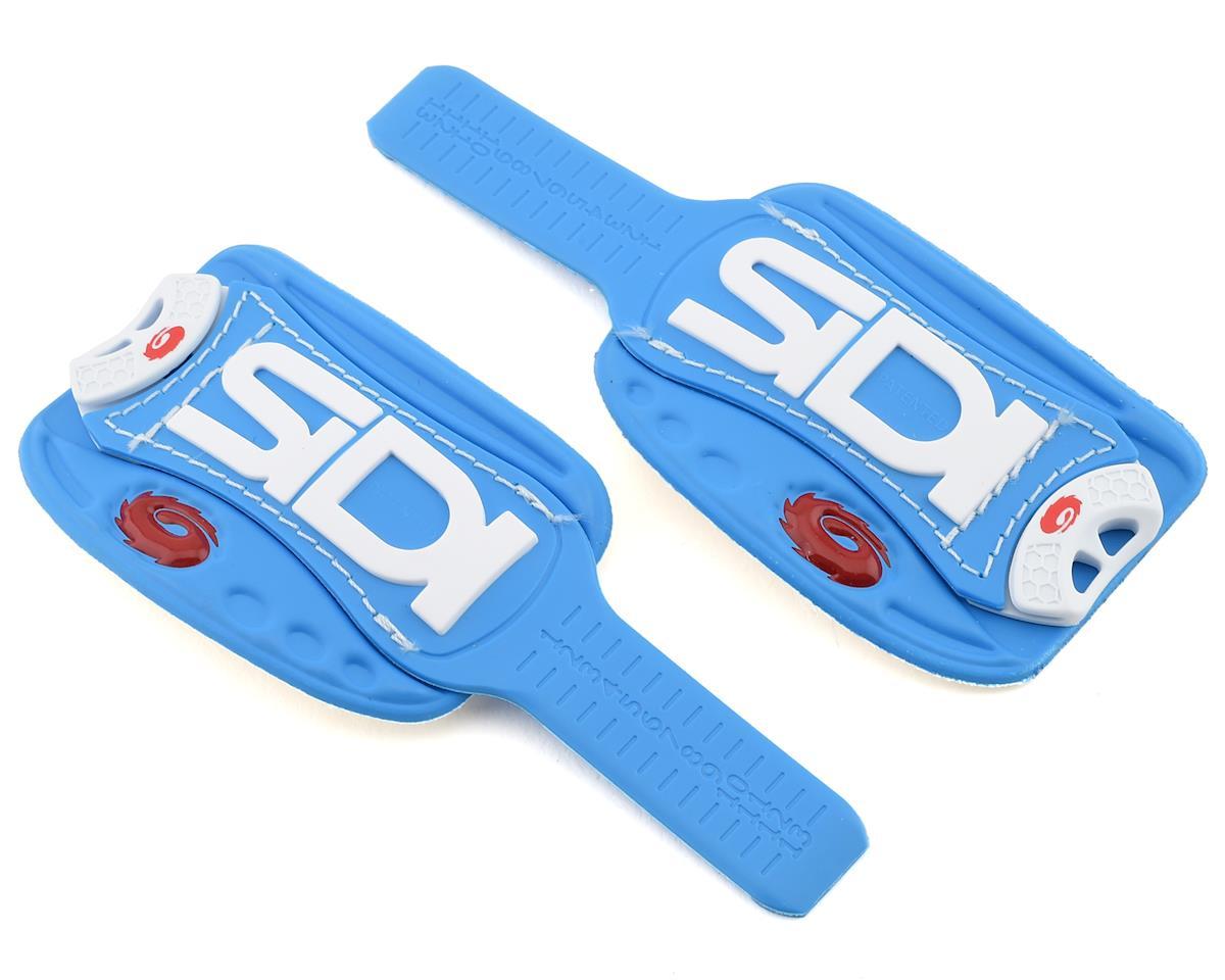 Sidi Tecno-3 Soft Instep Closure System (Light Blue/White)