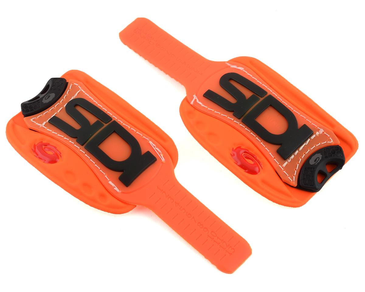 Sidi Tecno-3 Soft Instep Closure System (Orange/Black)
