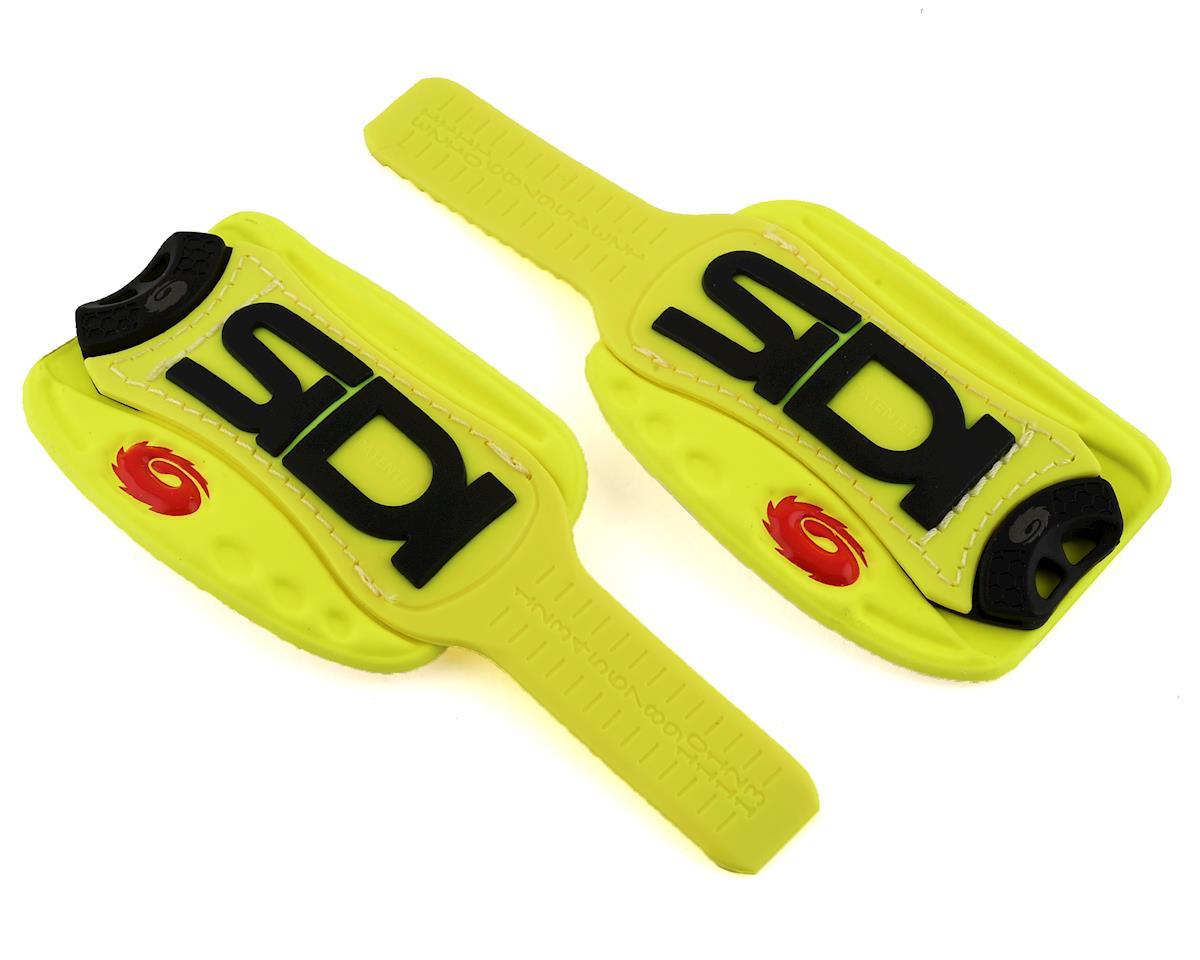 Sidi Tecno-3 Soft Instep Closure System (Yellow/Black)