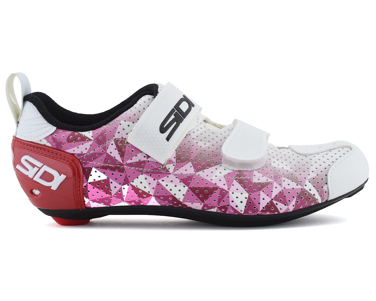 Sidi T-5 Air Women (Rose/Red/White) (42)