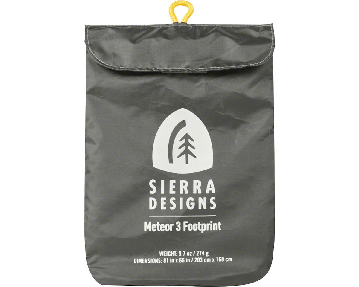 Sierra Designs Meteor 3 Shelter Footprint