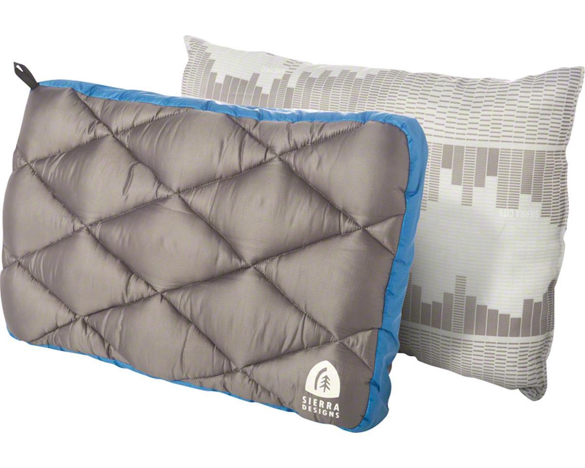DriDown 650fill Pillow Blue
