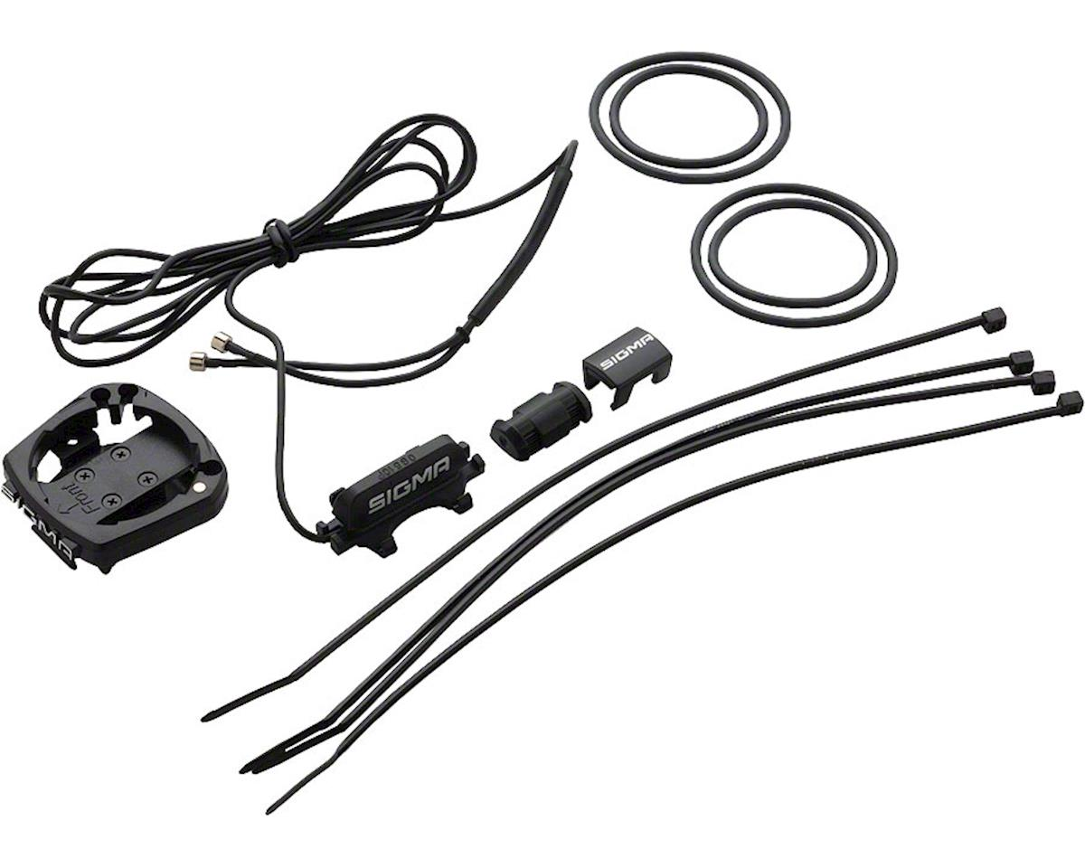 sigma puter mount and wired speed sensor kit models using cr2450 Redman Mobile Home Wiring Diagram sigma puter mount and wired speed sensor kit models using cr2450