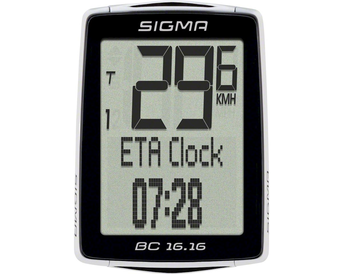 Sigma BC 16.16 Wired Cycling Computer