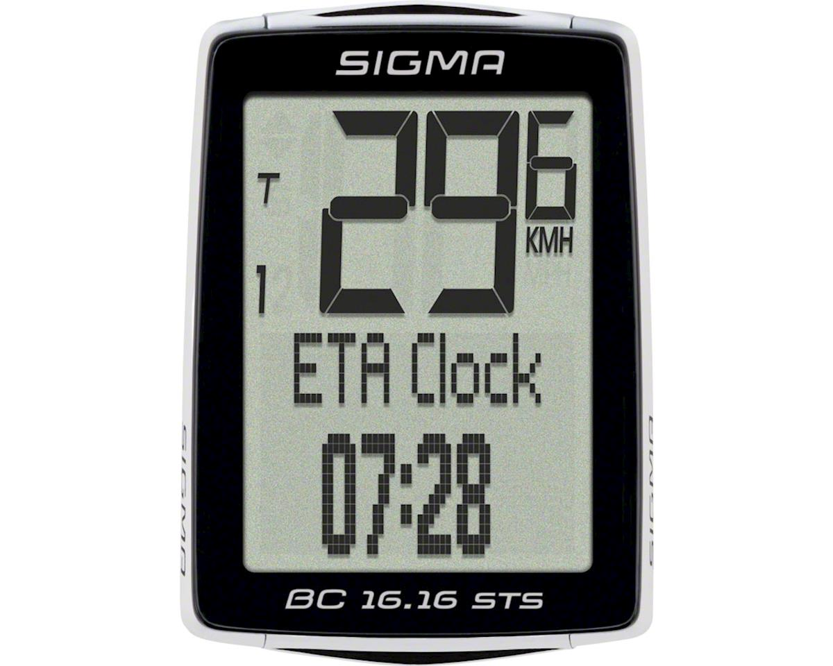 Sigma BC 16.16 STS Wireless Cycling Computer