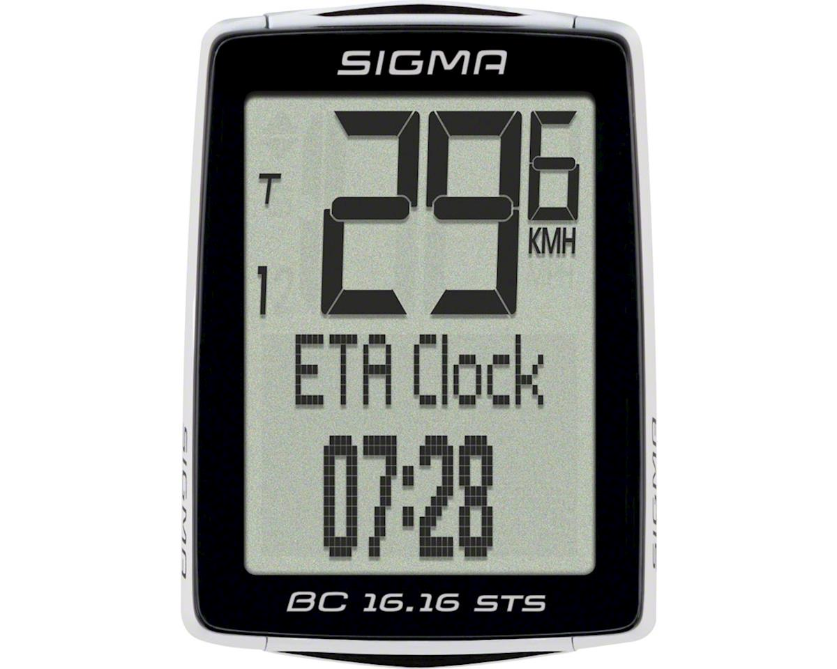 Sigma BC 16.16 STS Cycling Computer w/ Cadence (Wireless)