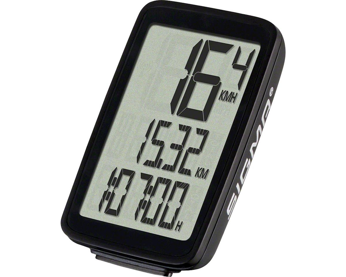 Sigma Pure 1 Cycling Computer (Black) (Wired)