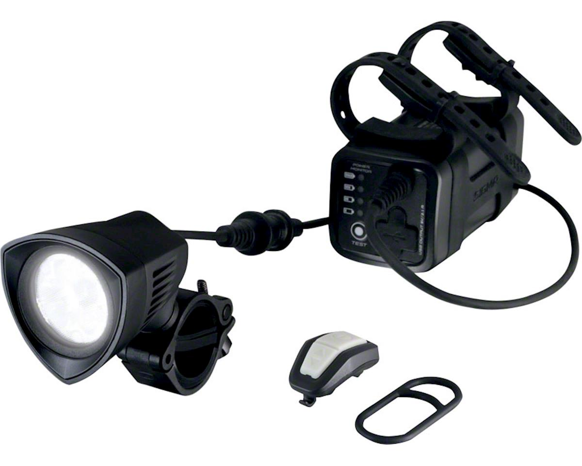 Sigma Buster 2000 Rechargable Headlight