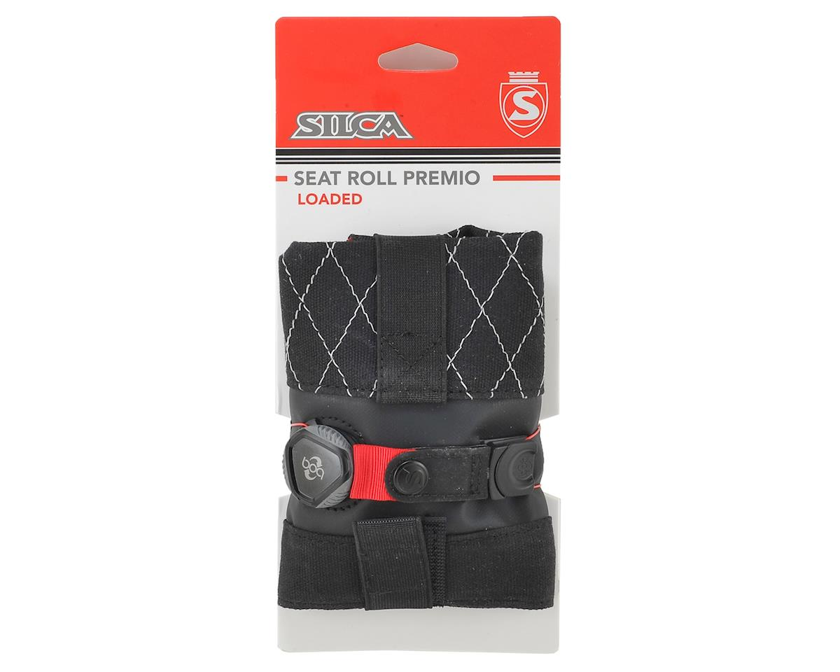 Silca Seat Roll Premio Loaded w/ Tredici Multi Tool and EOLO Regulator Head