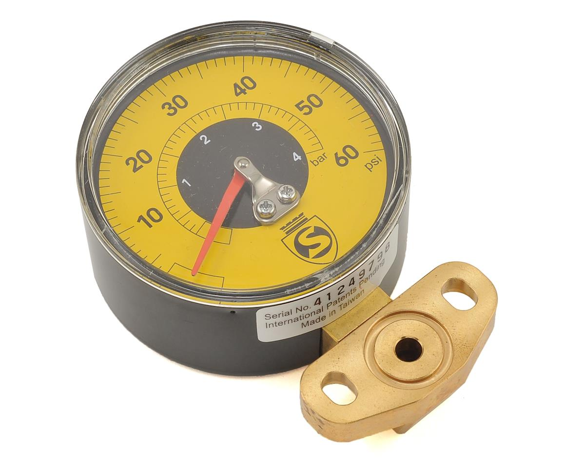 Silca Super Pista Ultimate Replacement Gauge Kit LP (60psi) (Yellow)