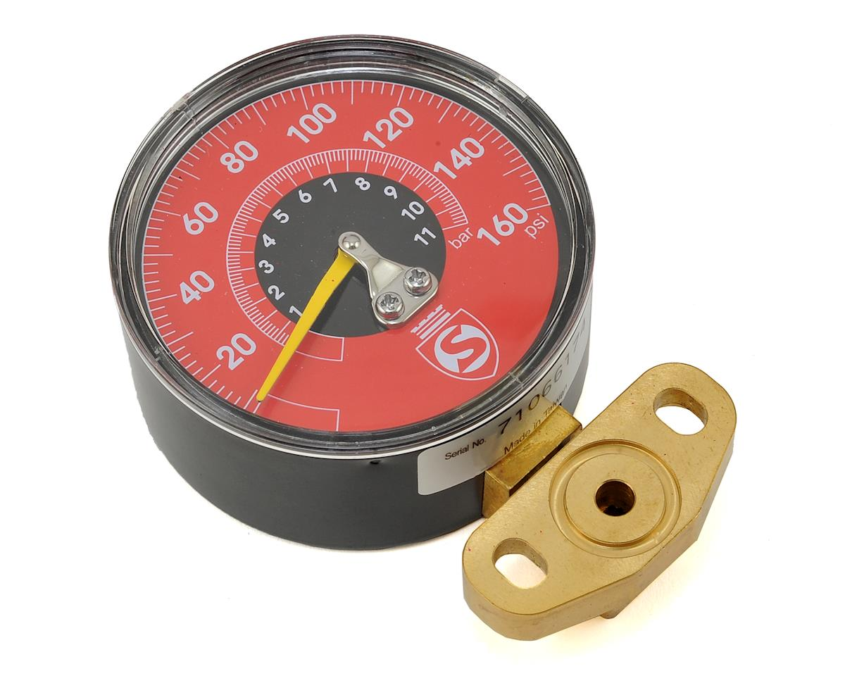 Super Pista Ultimate Replacement Gauge Kit (160psi) (RED)