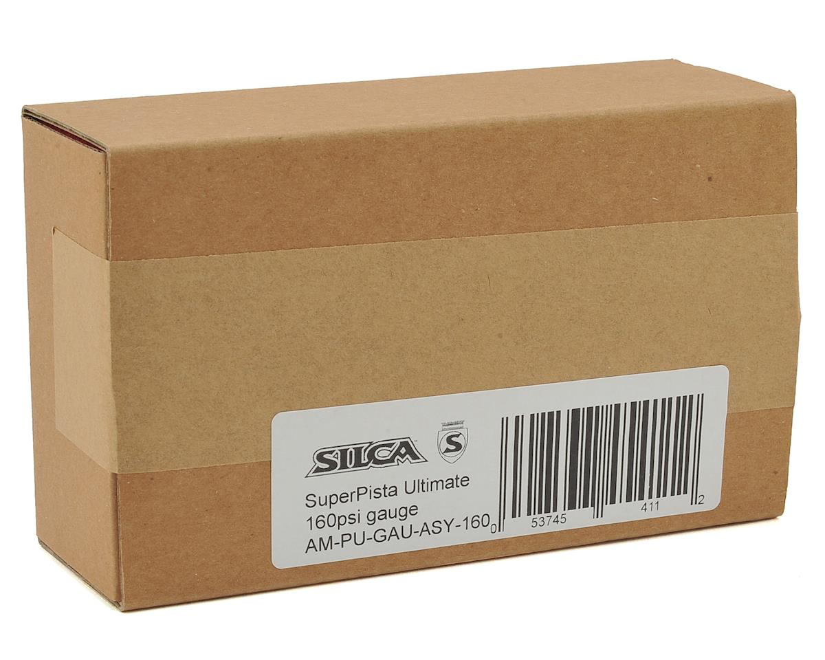 Silca Super Pista Ultimate Replacement Gauge Kit (160psi) (RED)