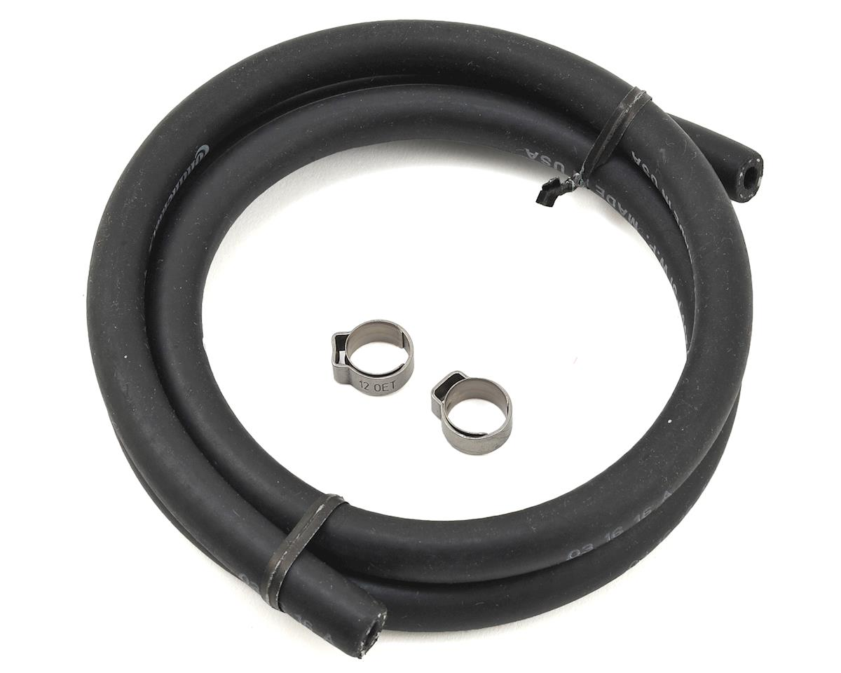 Silca Replacement Hose w/ Clamps (3 Foot)
